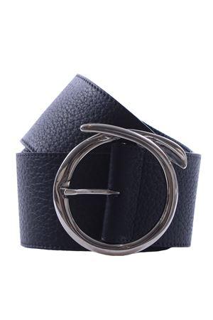 Cintura alta in pelle ORCIANI | 5032288 | D09822SOFTNERO