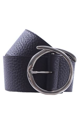 Leather belt ORCIANI | 5032288 | D09822SOFTT.MORO