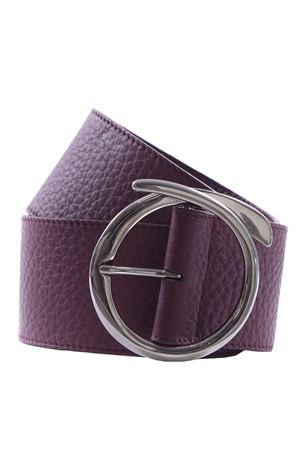 Leather belt ORCIANI | 5032288 | D09822SOFTTERRACOTTA