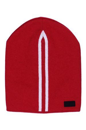 Cappello trama rasata PAOLO PECORA | 5032304 | PP1547ROSSO