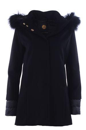 Fur Hooded Coat PEOPLE OF SHIBUYA | 5032278 | RURIPW1077999
