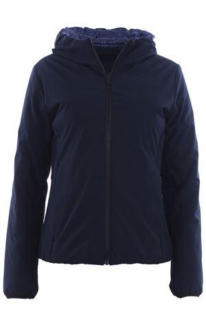 Short reversible jacket with hood PEOPLE OF SHIBUYA | 5032285 | SUMIKOPM891799