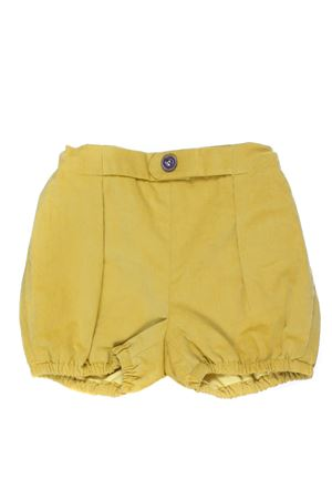 Short in velluto stretch a coste PILI CARRERA | 30 | 8227602480