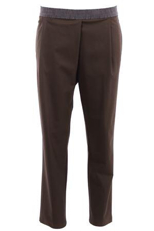 Pantaloni con elastico POMANDERE | 5032272 | 18271304023063