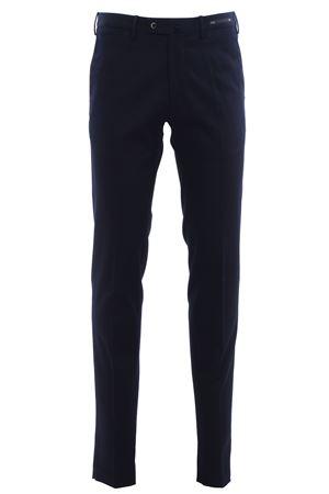 Pantaloni gravenbusiness in soft cavallery di cotone stretch PT01 | 5032272 | CONS01ZT0CLASD280360