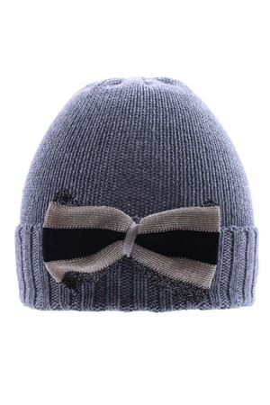 Hat with bow