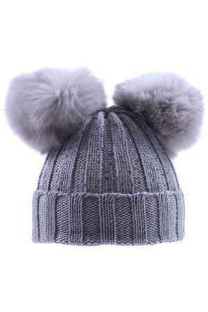 Cappello topo con strass REGINA | 5032304 | 80104ALLUMINIO