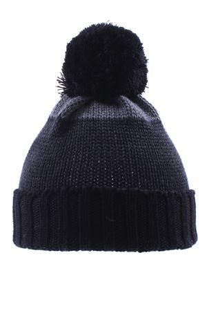 Cappello con pon pon REGINA | 5032304 | 80594GRIGIO-NERO