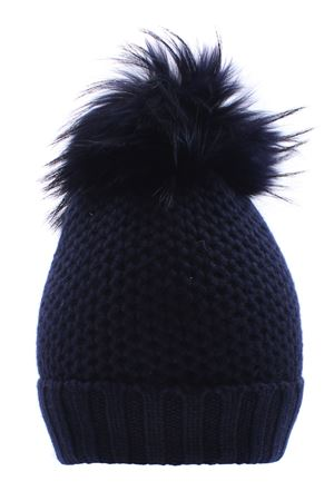 Cappello con pon pon REGINA | 5032304 | 80670AVIO