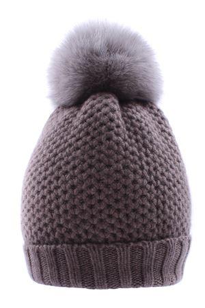 Hat with pom pon REGINA   5032304   80670COCCO
