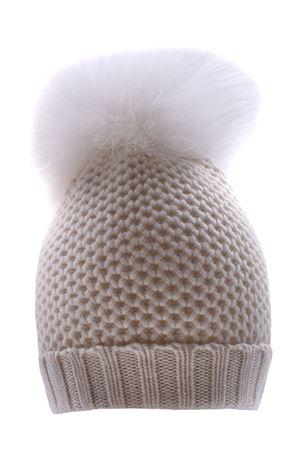 Hat with pom pon REGINA   5032304   80670OTTICO