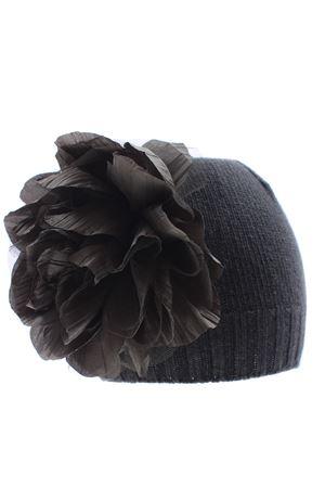 Cappello con fiore REGINA | 5032304 | 80879WFORESTA