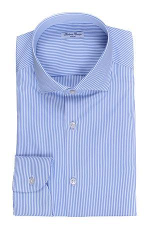 Camicia a righe in popeline di cotone SARTORIA CAMPO | 5032279 | SC25001