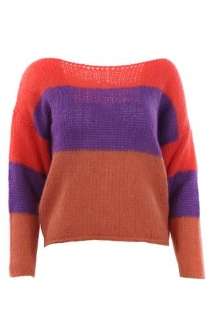 Boat neck sweater SEMICOUTURE | -161048383 | A8SS8AG032260
