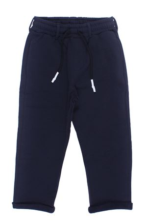 Pantalone jogging in felpa SHOE | 5032272 | A8PM27NAVY