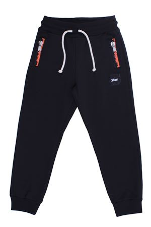 Pantalone jogging in felpa SHOE | 5032272 | A8PM46BLACK