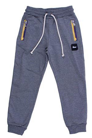 Pantalone jogging in felpa SHOE | 5032272 | A8PM46DARK HEA