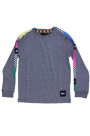 T-shirt girocollo SHOE | 8 | A8TLM48DARK EA