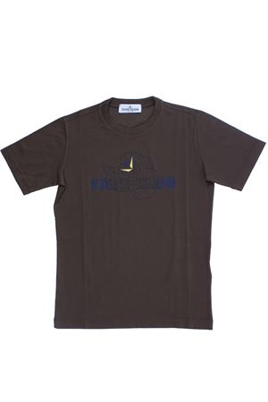 T-shirt girocollo STONE ISLAND | 8 | 691621052V0054