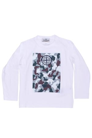 T-shirt girocollo STONE ISLAND | 8 | 691621151V0099