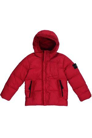 Jacket with hood STONE ISLAND | 5032285 | 691640133V0010