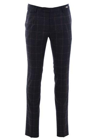 Pantalone in check di lana TAGLIATORE | 5032272 | TAG1112WIZ207S1466