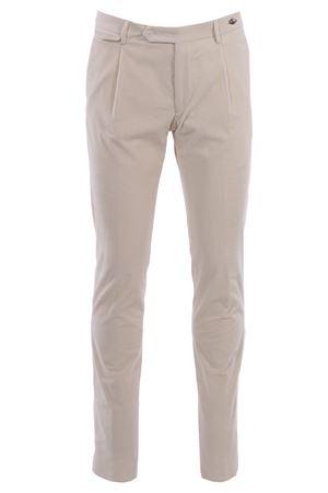 Pantalone a coste di velluto stretch TAGLIATORE | 5032272 | TAG1180VIZ046X1439