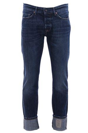 Cotton slim jeans TELA GENOVA | 24 | COSMY/FSWS6211407