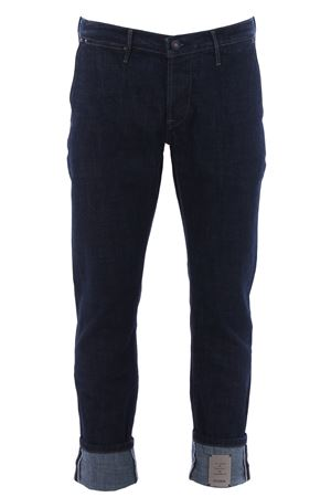 Cotton slim jeans TELA GENOVA | 24 | OLMO/FLNR1375