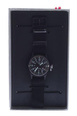 Mk 1 Aluminium clock TIMEX | 5032280 | TW2T41300LGNERO