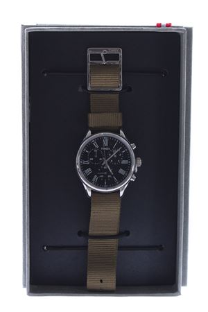 Orologio Weston Avenue TIMEX | 5032280 | TW2T43700LGVERDE