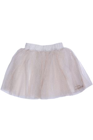 Tulle and lurex skirt TWIN SET | 5032307 | FA82L302737