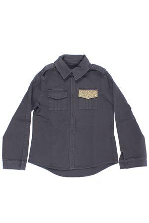 Camicia in cotone stretch TWIN SET | 5032279 | GA827Q00041