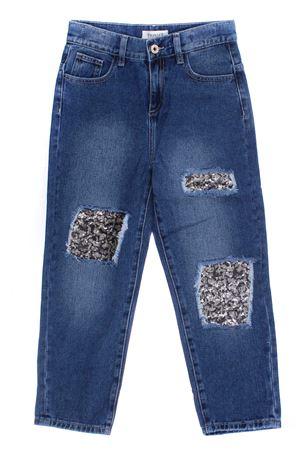 Jeans baggy TWIN SET   24   GA82PD03035