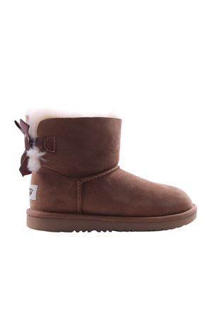 Stivaletto  mini bailey  UGG | 5032300 | UGKBLBOWMCN101739CHESTNUT