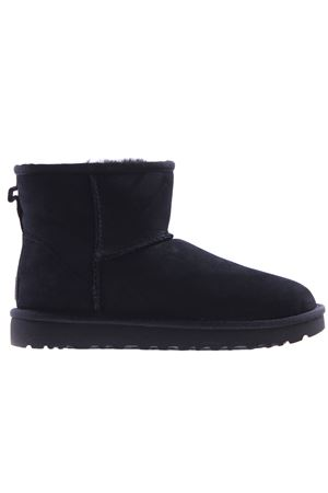 Classic mini shearling boots UGG | 5032299 | WCLASSICMINIII1016222WBLK