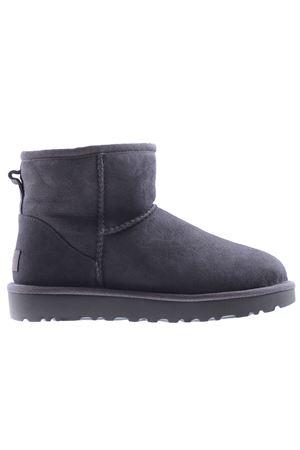 Classic mini shearling boots UGG | 5032299 | WCLASSICMINIII1016222WGREY