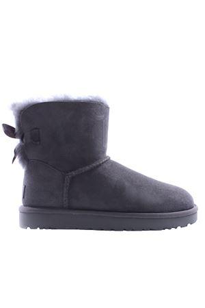 Mini bailey bow shearling boots UGG | 5032299 | WMINIBAILEYBOWII1016501WGREY