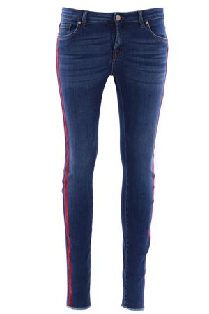 Jeansskinny denim stretch