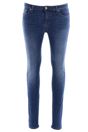 Jeansskinny denim super stretch