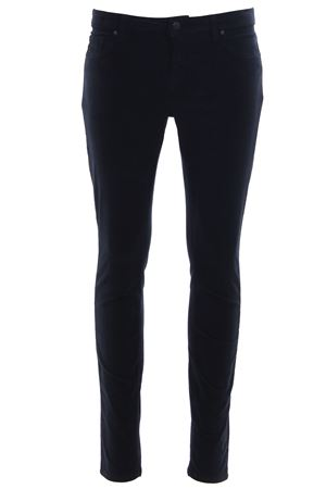 Pantaloni cinque tasche skinny in velluto UP JEANS | 5032272 | UWPA133SFNERO