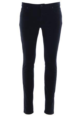 Velvet skinny pants UP JEANS | 5032272 | UWPA133SFNERO