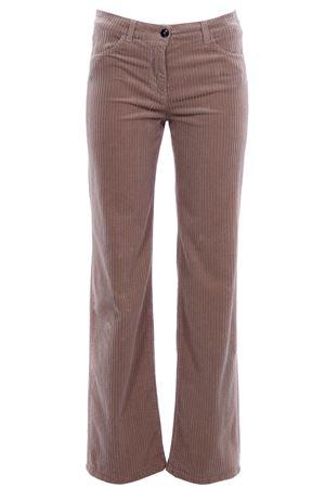 Pantaloni a palazzo in velluto VIA MASINI 80   5032272   A18M668LS712
