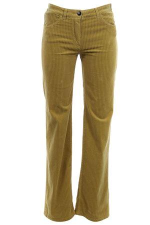 Pantaloni a palazzo in velluto VIA MASINI 80   5032272   A18M668LS728