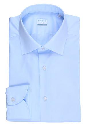 Camicia wrinkle free in twill XACUS | 5032279 | WF533ML11356002