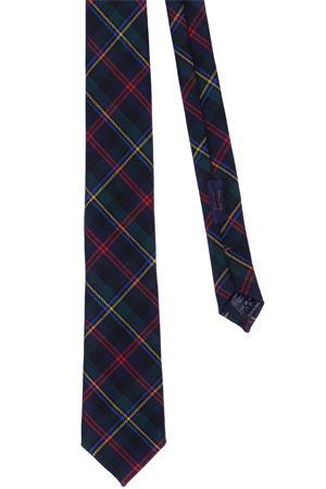 Cravatta tartan in lana ALTEA | 5032289 | 19269575