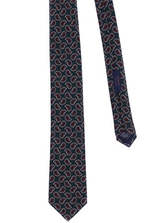 Wool and silk printed tie ALTEA   5032289   19290432