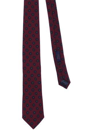 Cravatta stampata in lana e seta ALTEA | 5032289 | 19290436