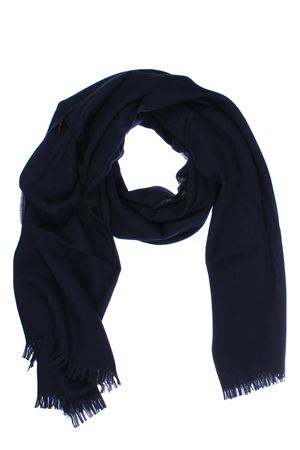 Wool and cashemere scarf