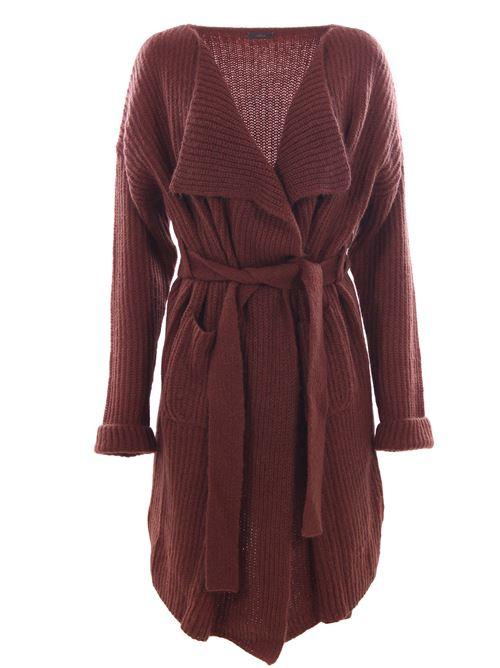 Long coat with belt ALTEA | 5032278 | 196157135R